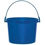 Party bucket royal blue