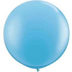XL ballon baby blauw