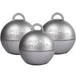 Ballongewicht bol zilver (p.st)