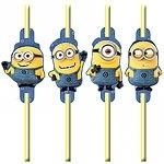 Straws Minions