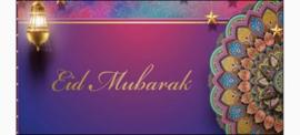 Eid money envelope purple (ea)