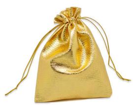 Gouden tasje