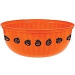 Pumpkin bowl Halloween
