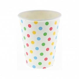 Paper cups confetti (12pcs)