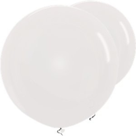 XL balloon transparant (ea)
