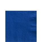 Servetten klein donker blauw (20st)