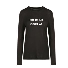T shirt No gi mi ogri ai