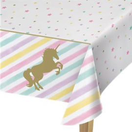 Unicorn glam tafelkleed