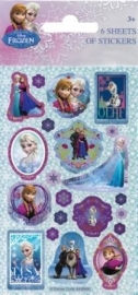 Frozen stickers (klein)