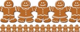 Slinger gingerbread mannetjes