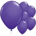 Balloons purple pearl (25pcs)
