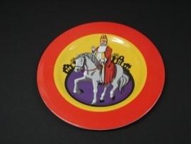 Sinterklaas melamine plates