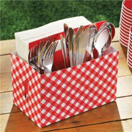 Bestekbakje picknick