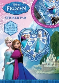 Stickerpad Frozen
