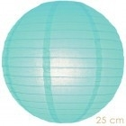 Paper lantern baby blue 25cm