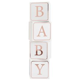 Baby decoration blocks