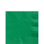 Servetjes donker groen (20st)
