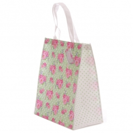 Shoppingbag English rose
