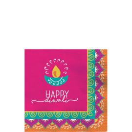 Diwali paper napkins