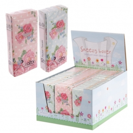 Tissues English rose