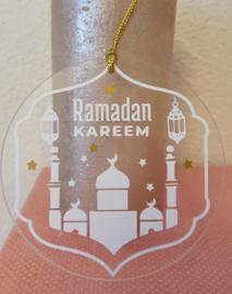 Acryl hanger Ramadan