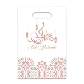 Eid loot bags rose gold classic (6pcs)