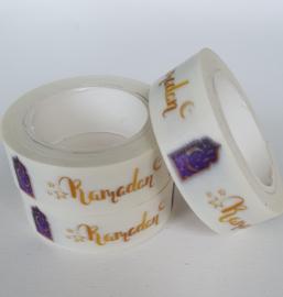 Washi tape Ramadan (ea)