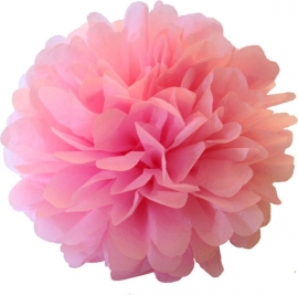 Pompom baby pink 25cm