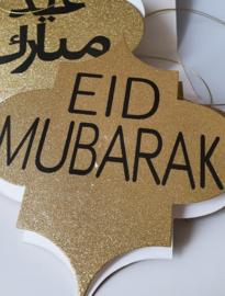 Hangers Eid Mubarak (3st)
