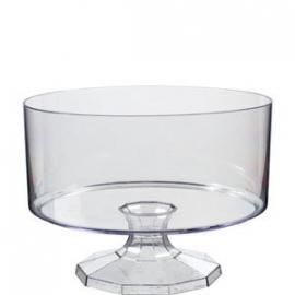 Trifle jar plastic small