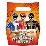 Loot bags Power Rangers
