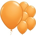 Balloons orange pearl (25pcs)