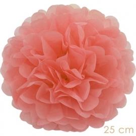 Pompom peach 25cm