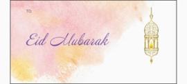 Eid money envelope pink (ea)