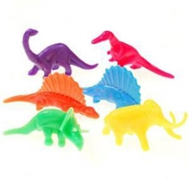 Toy dinosaurs (12pcs)