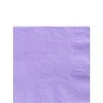 Paper napkins lilac (50pcs)