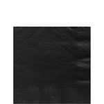 Paper napkins black (20pcs)