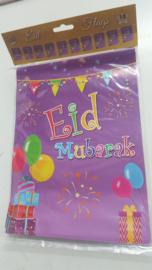 Vlaggenlijn EID paars kids