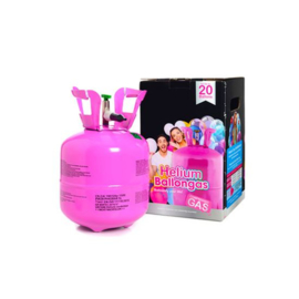 Helium canister small (30 balloons)