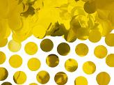 XL confetti gold foil