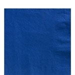 Paper napkins large royal blue