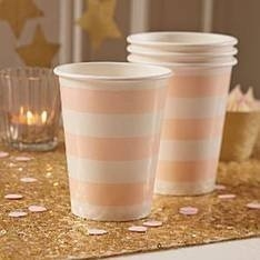 Pastel perfection cups
