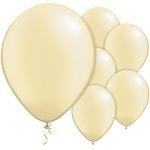 Ballonnen ivory pearl (10st)