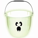 Glow in the dark pail