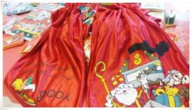 Rode zak van Sinterklaas