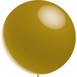 XL balloon gold (1m)