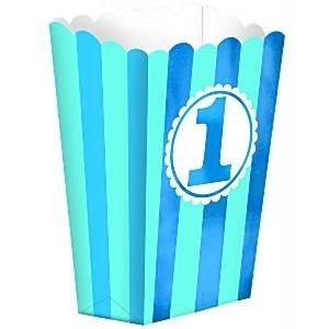 1st birthday popcorn boy (5st)