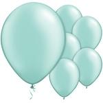 Ballonnen mint groen (6st)