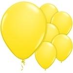 Ballonnen geel (10st)