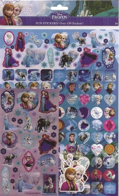 Frozen stickers (groot)